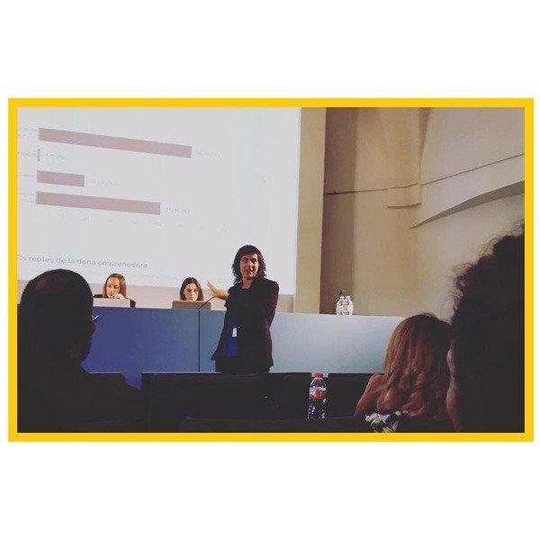 Emma Llensa - conferencia mujeres emprendedoras